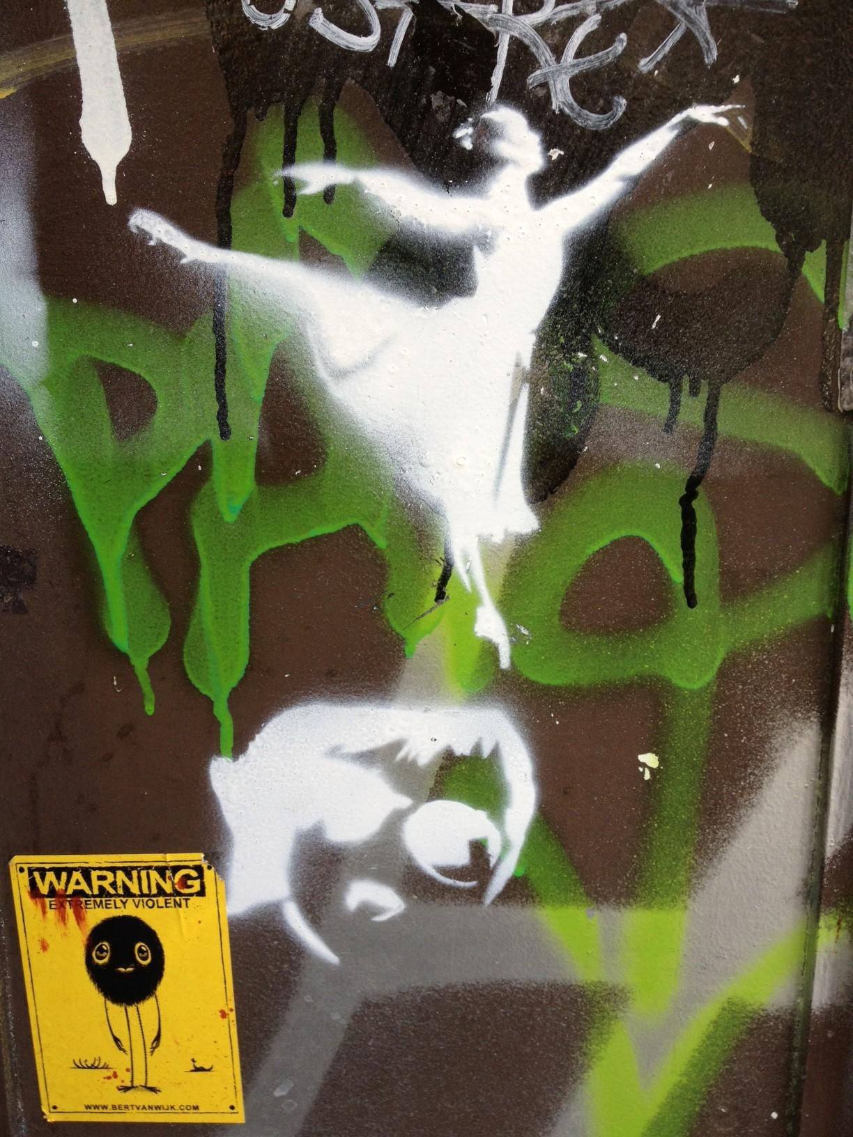 street art danse