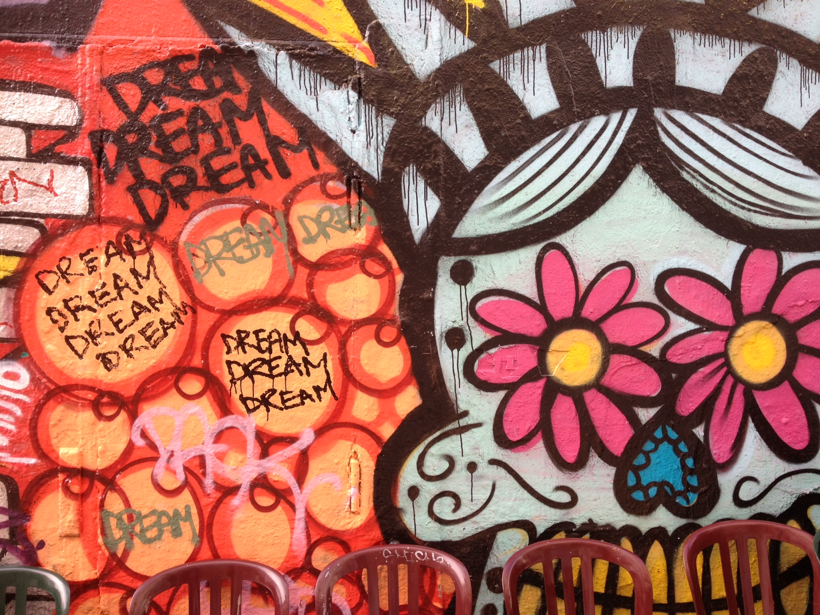 street art 75020