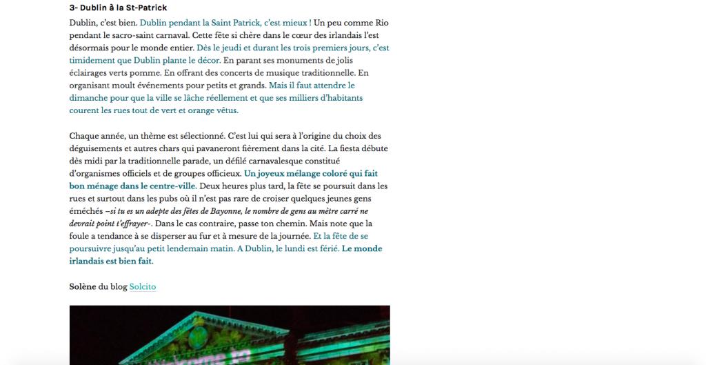 Participation au blog Vio Vadrouille