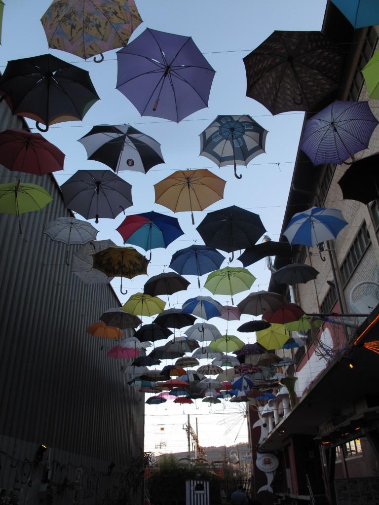 Street art Zurich