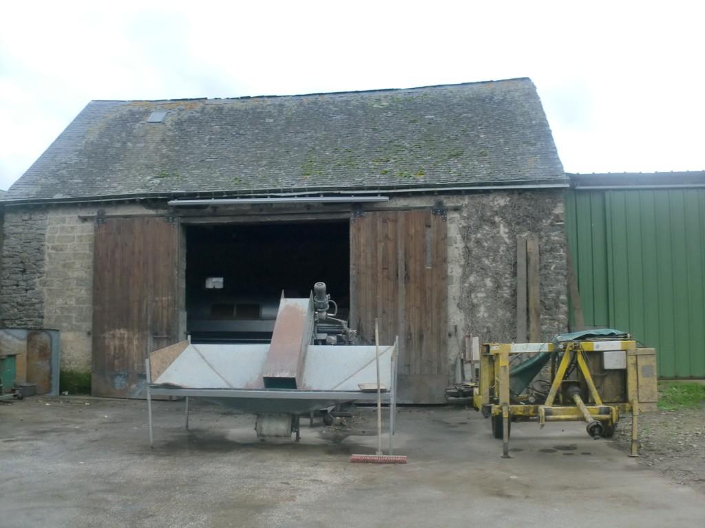 Ferme du Theuil Mayenne
