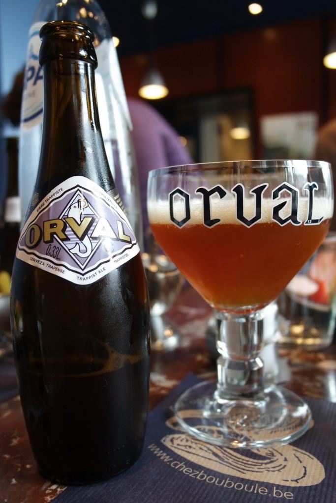 Bière Orval belgique