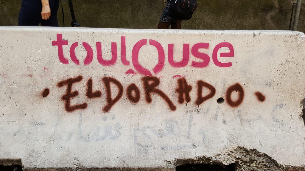 art de rue Toulouse