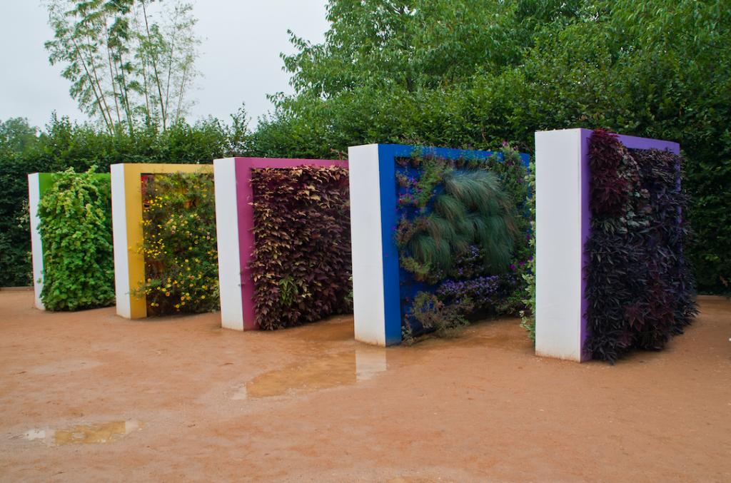 Visite festival des Jardins Chaumont-sur-Loire