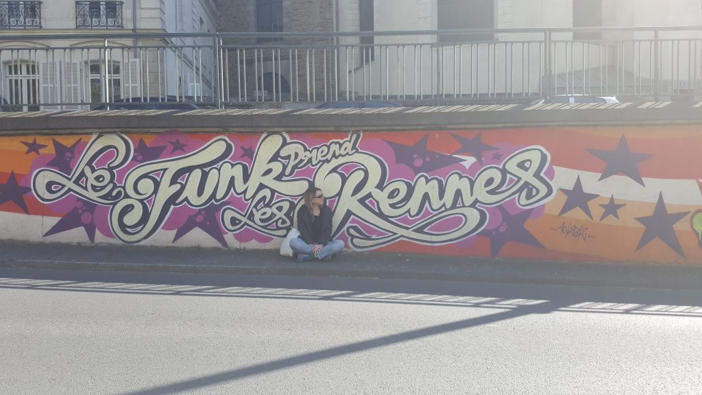 Funk prend les rennes street art