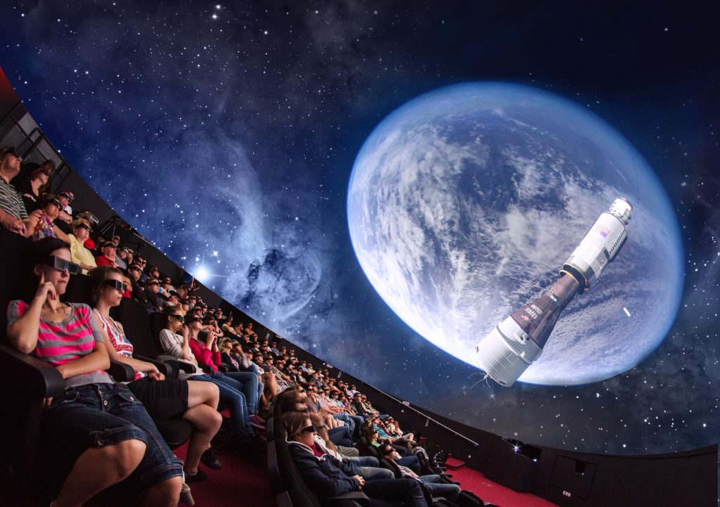 Planetarium La Coupole