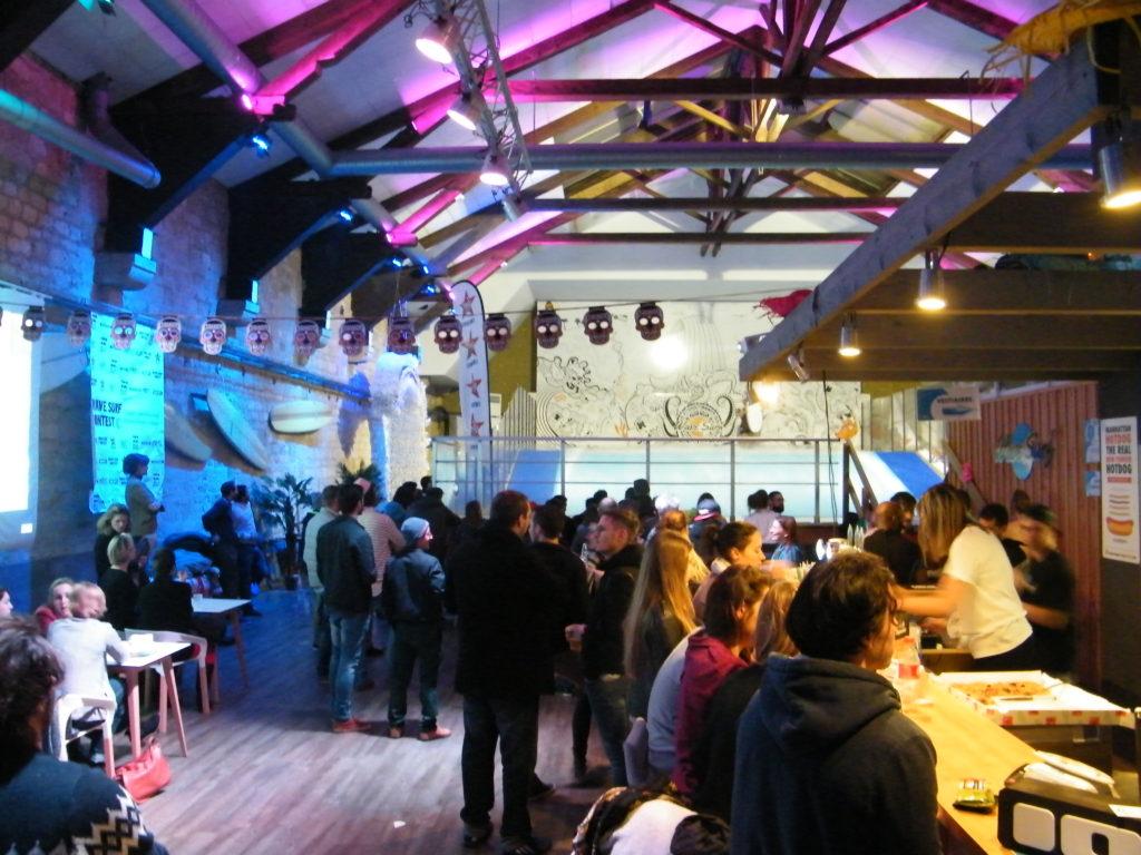 Activités insolites Bordeaux wave café