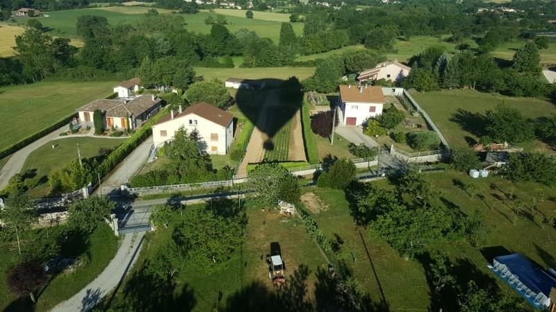 Faire montgolfière en Ardèche