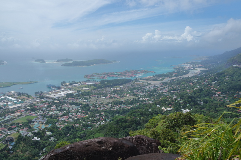 Vue Seychelles