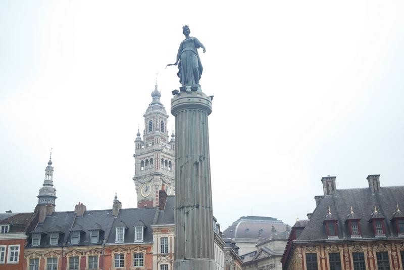 Séjour à Lille