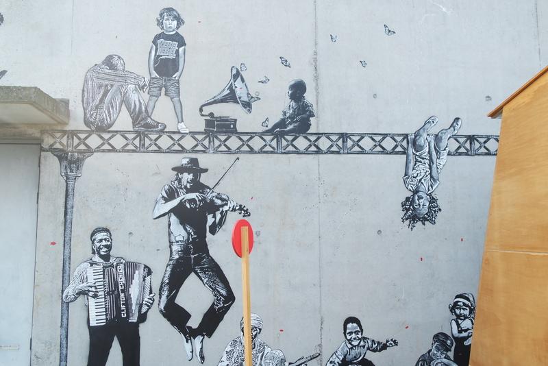 Art de la rue Roubaix