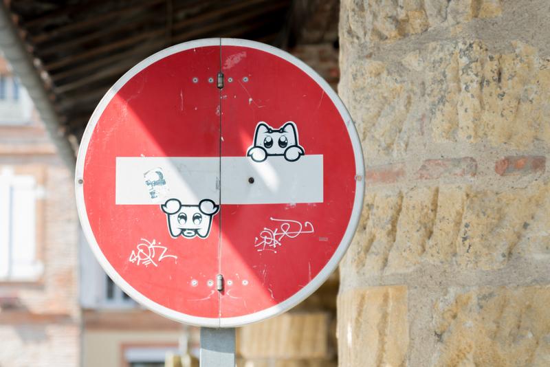 Street art Haute-Garonne