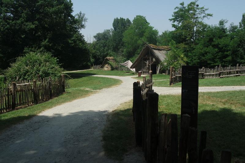 Village gaulois de Rieux-Volvestre