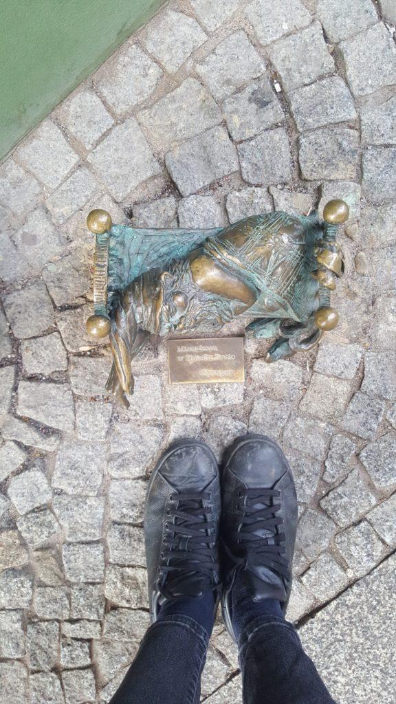 krasnale Wroclaw Pologne