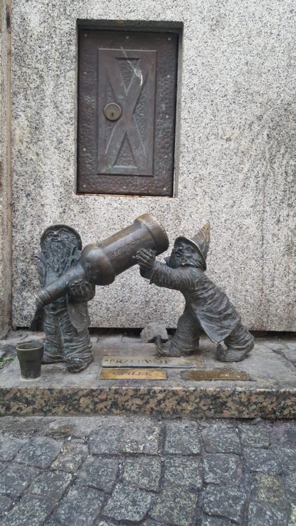 Gnomes Wroclaw