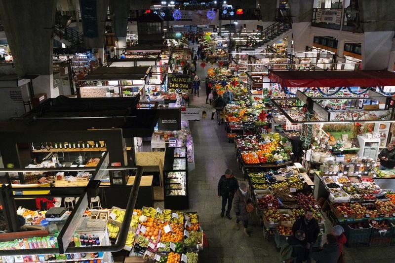 Découvrir Wroclaw marché couvert