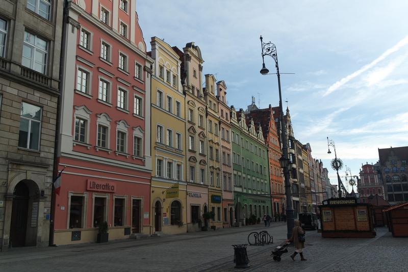 Découvrir Wroclaw